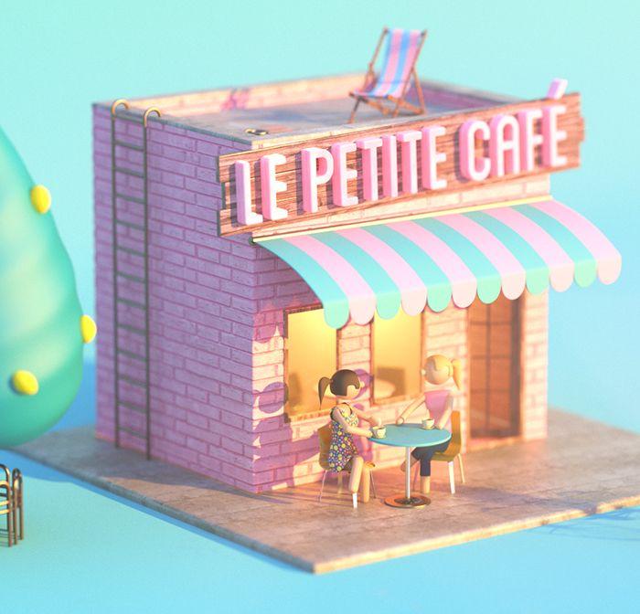 Le Petite Café