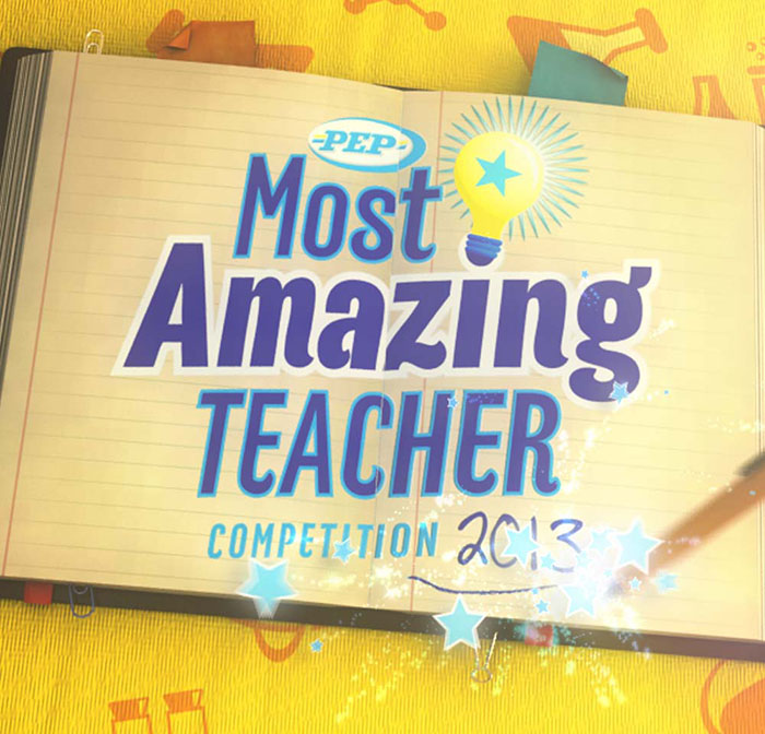 PEP Most Amazing Teacher Competition