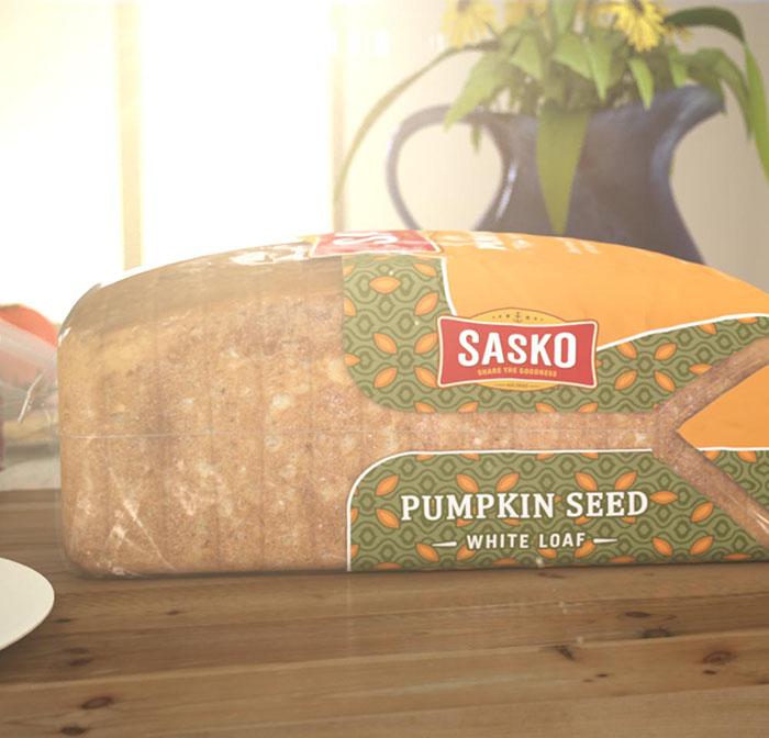 Sasko Seed Loaf Tag
