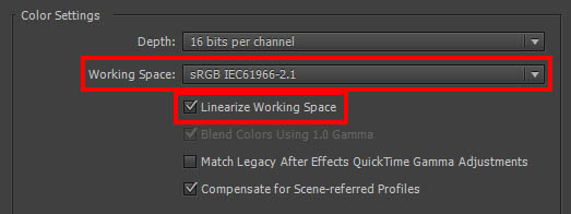 10-After-Effects-Linearize-Working-Space