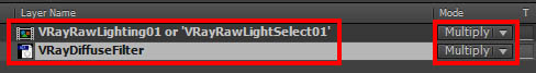 24-VRayRawLightSelect-Multiplied-VRayDiffuseFilter