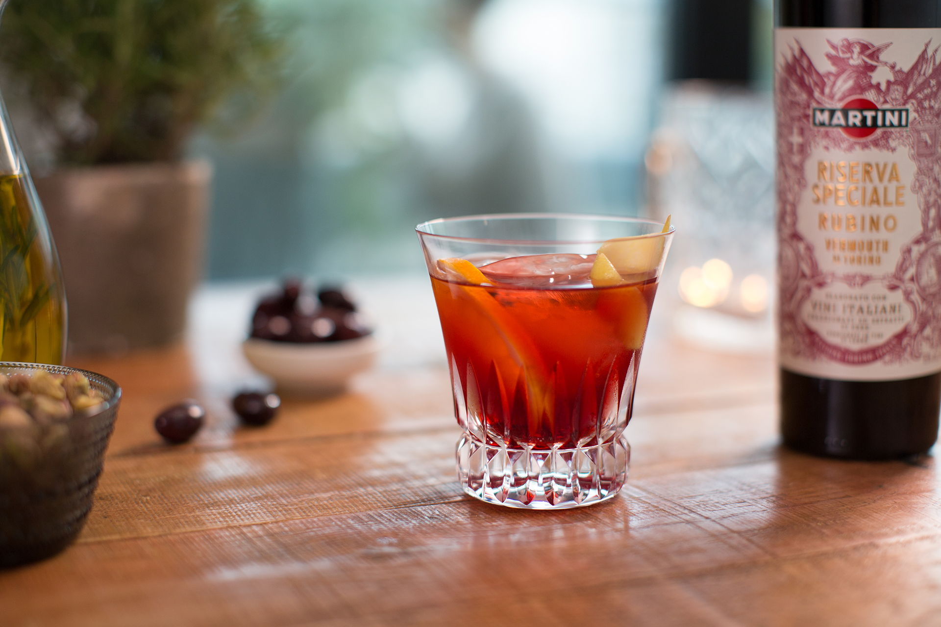 Martini-Rubino-Negroni-Before